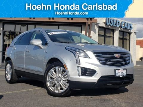 Pre-Owned 2018 Cadillac XT5 Premium Luxury FWD FWD Sport Utility