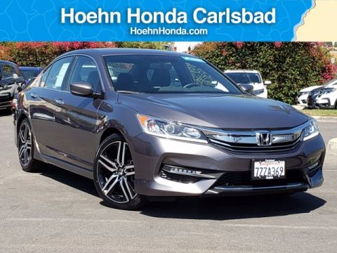 2017 Honda Accord Sedan Sport