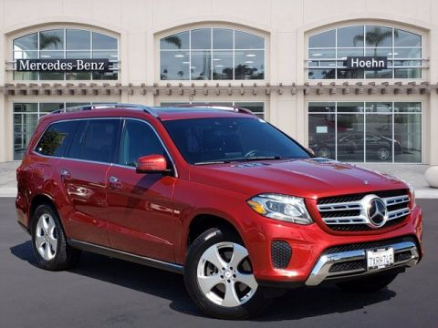 Pre-Owned 2017 Mercedes-Benz GLS GLS 450 AWD 4MATIC Sport Utility