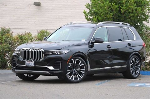 Pre-Owned 2020 BMW X7 xDrive40i AWD 4D Sport Utility