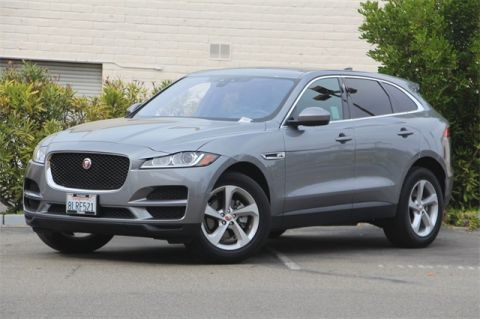 Certified Pre-Owned 2020 Jaguar F-PACE 25t Premium AWD 4D Sport Utility