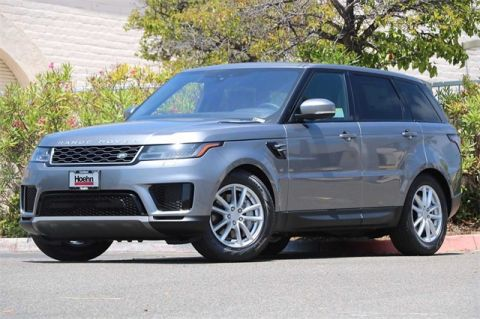 New 2020 Land Rover Range Rover Sport SE 4WD 4 Door