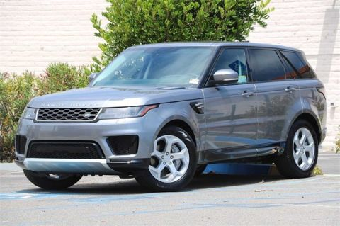 New 2020 Land Rover Range Rover Sport HSE 4WD 4 Door