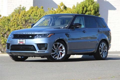 New 2020 Land Rover Range Rover Sport 5.0L V8 Supercharged Autobiography 4WD 4 Door