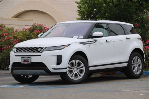 New 2020 Land Rover Range Rover Evoque S AWD 4 Door