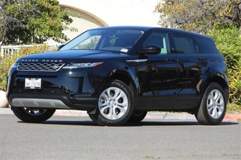 Certified Pre-Owned 2020 Land Rover Range Rover Evoque S AWD 4D Sport Utility