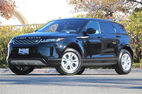 Certified Pre-Owned 2020 Land Rover Range Rover Evoque S AWD 4 Door