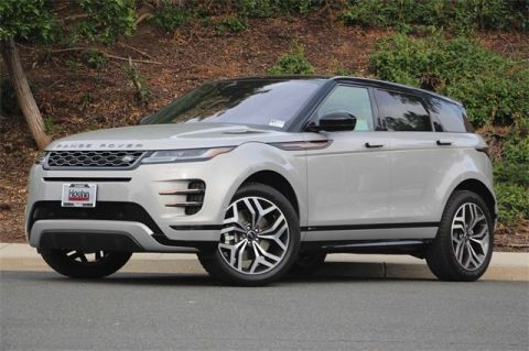 2020 Land Rover Range Rover Evoque First Edition