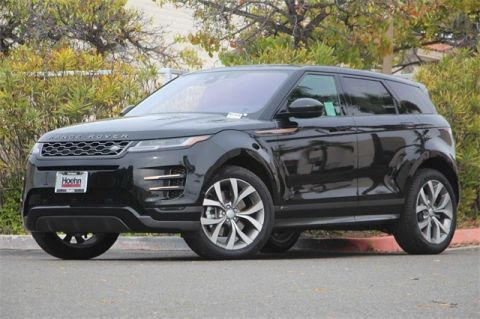 New 2020 Land Rover Range Rover Evoque Dynamic AWD 4 Door