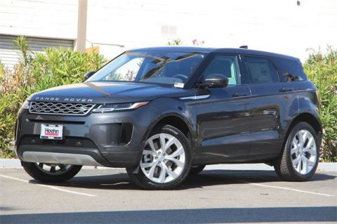 New 2020 Land Rover Range Rover Evoque SE AWD 4 Door