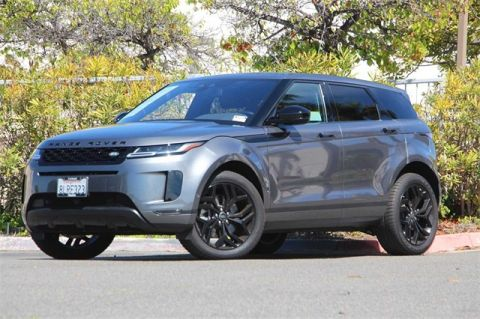 Certified Pre-Owned 2020 Land Rover Range Rover Evoque SE AWD 4 Door