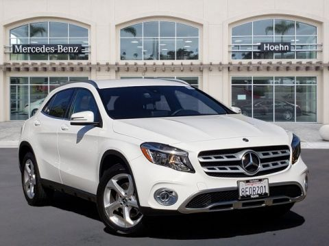 Pre-Owned 2018 Mercedes-Benz GLA GLA 250 FWD Sport Utility