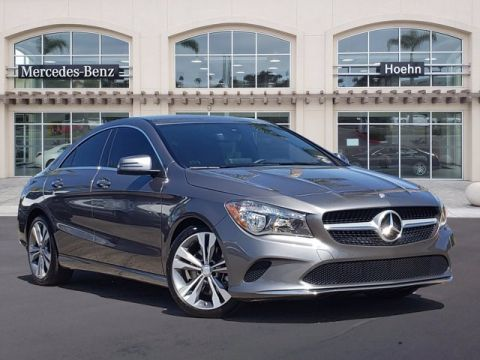 Pre-Owned 2018 Mercedes-Benz CLA CLA 250 FWD Coupe