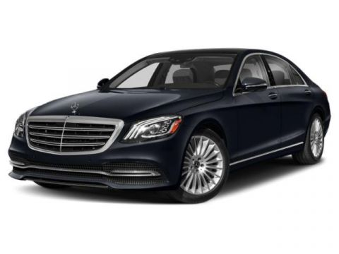 Pre-Owned 2018 Mercedes-Benz S-Class S 560 RWD 4dr Car