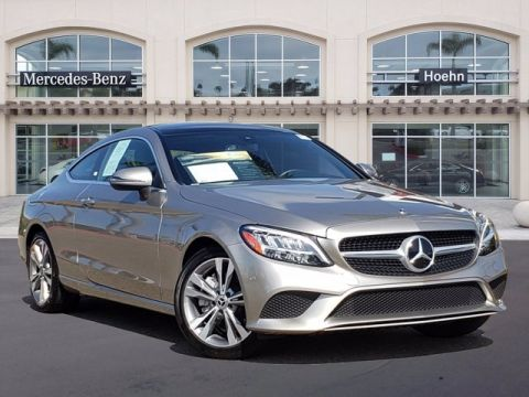 Pre-Owned 2019 Mercedes-Benz C-Class C 300 RWD 2dr Car