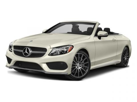 Pre-Owned 2017 Mercedes-Benz C-Class C 300 RWD Convertible