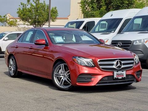 Pre-Owned 2019 Mercedes-Benz E-Class E 300 RWD 4dr Car